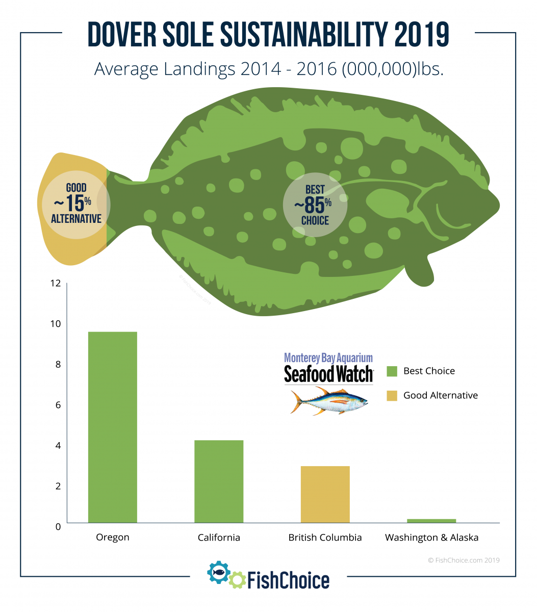 Dover Sole Sustainability